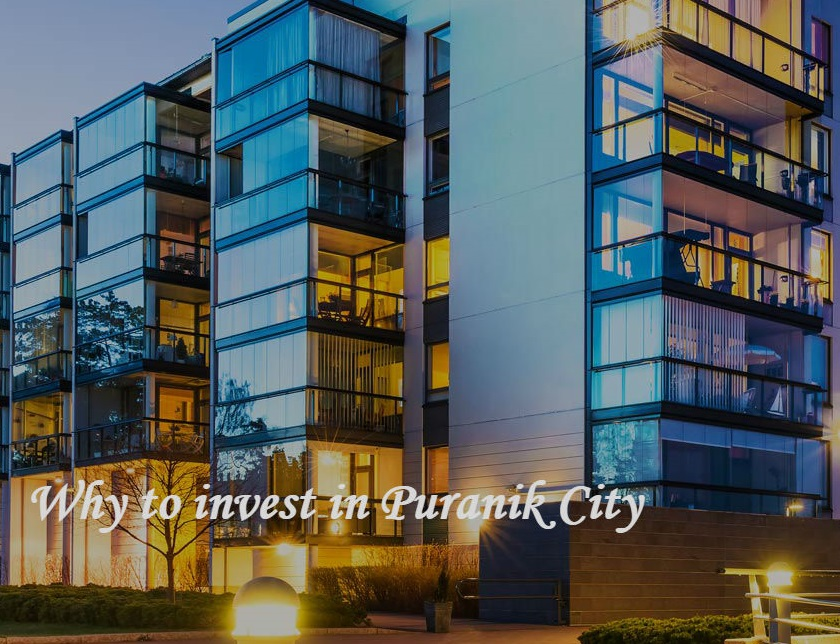 Why to Invest in Puraniks City Reserva in Kasarvadavali