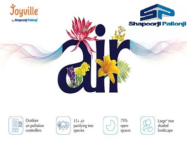 For Convenience and Comfort Choose Joyville Gurgaon by Shapoorji Pallonji