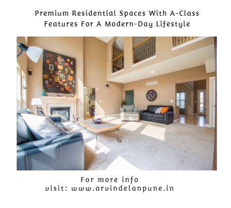 Premium Residential Spaces With A Class Features For A Modern Day Lifestyle