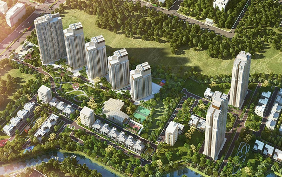 An Embodiment of sophistication and luxury in Gurgaon