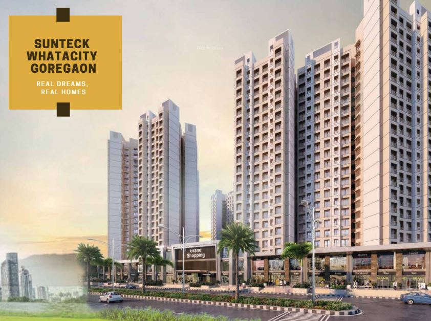 Sunteck What A City Refined Luxury And Comfort For A Modern-Day Living Experience You Have Always Dreamed