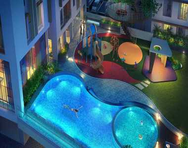 Merlin the Element a high end residential property in Kolkata