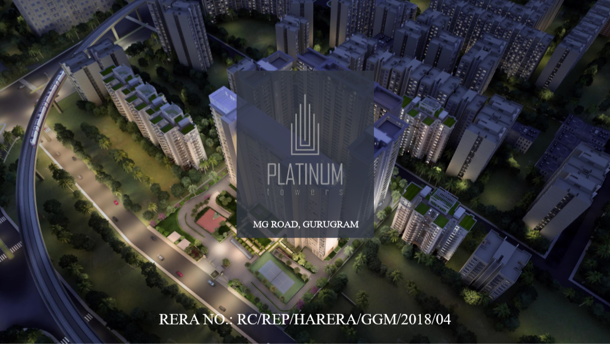 Make The Luxurious Platinum Towers Your New Address