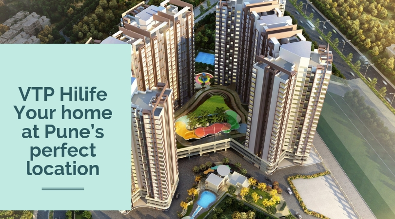 VTP Hilife Your home at Pune perfect location