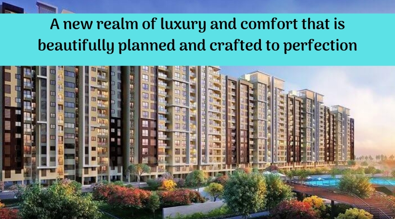 A new realm of luxury and comfort that is beautifully planned and crafted to perfection