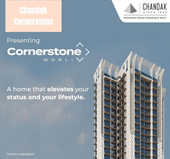 Why Should You Buy A Luxury Apartment In Chandak Cornerstone South Mumbai?
