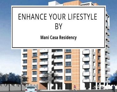 Enhance your lifestyle by investing in Mani Casa Residency