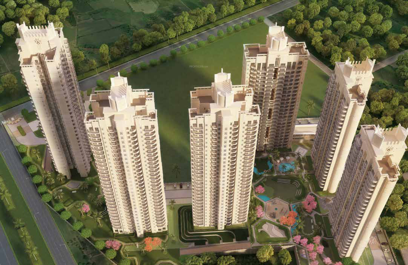 Live a grand life in sector 99a Gurgaon