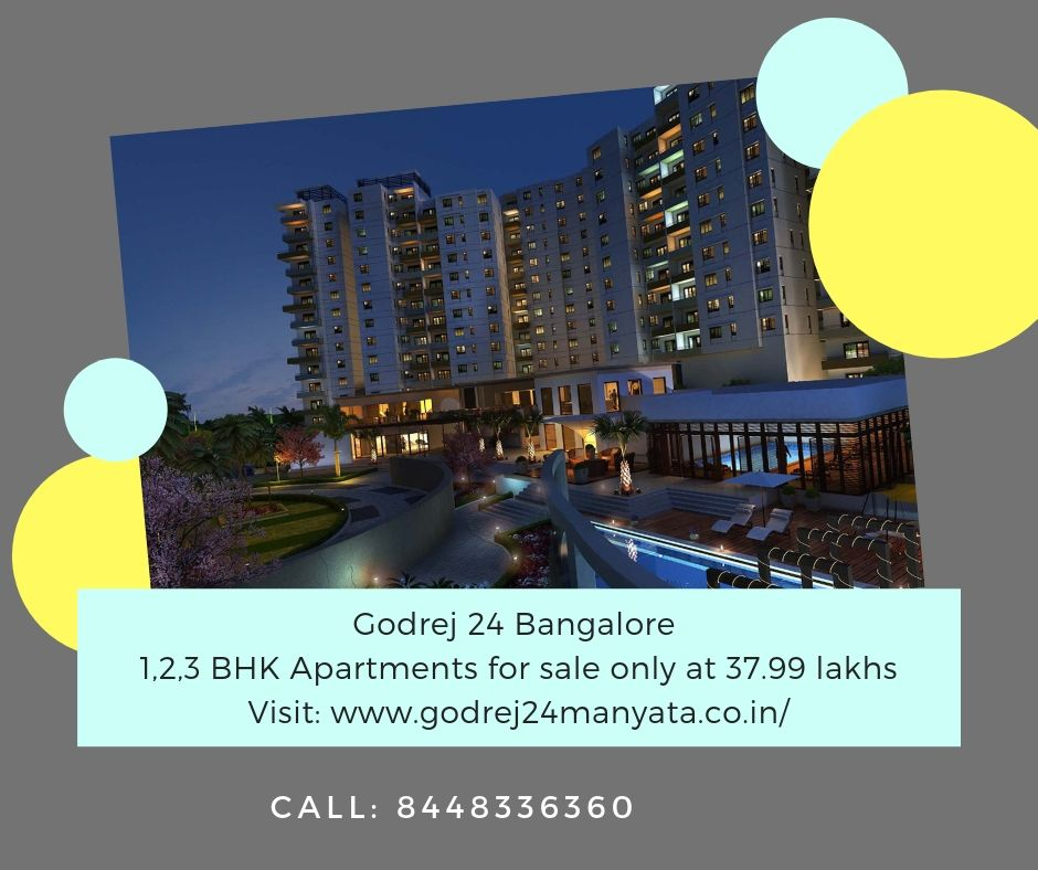 Make your life super exciting and luxurious in Godrej 24!