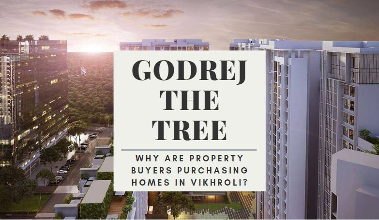 Why are property buyers purchasing homes in Vikhroli?