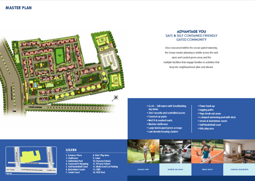 Invest for Future Choose Palm Heights Gurgaon