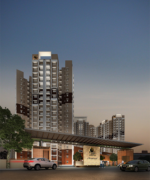 Prestige Sunrise Park - the prime addresses for high luxuries