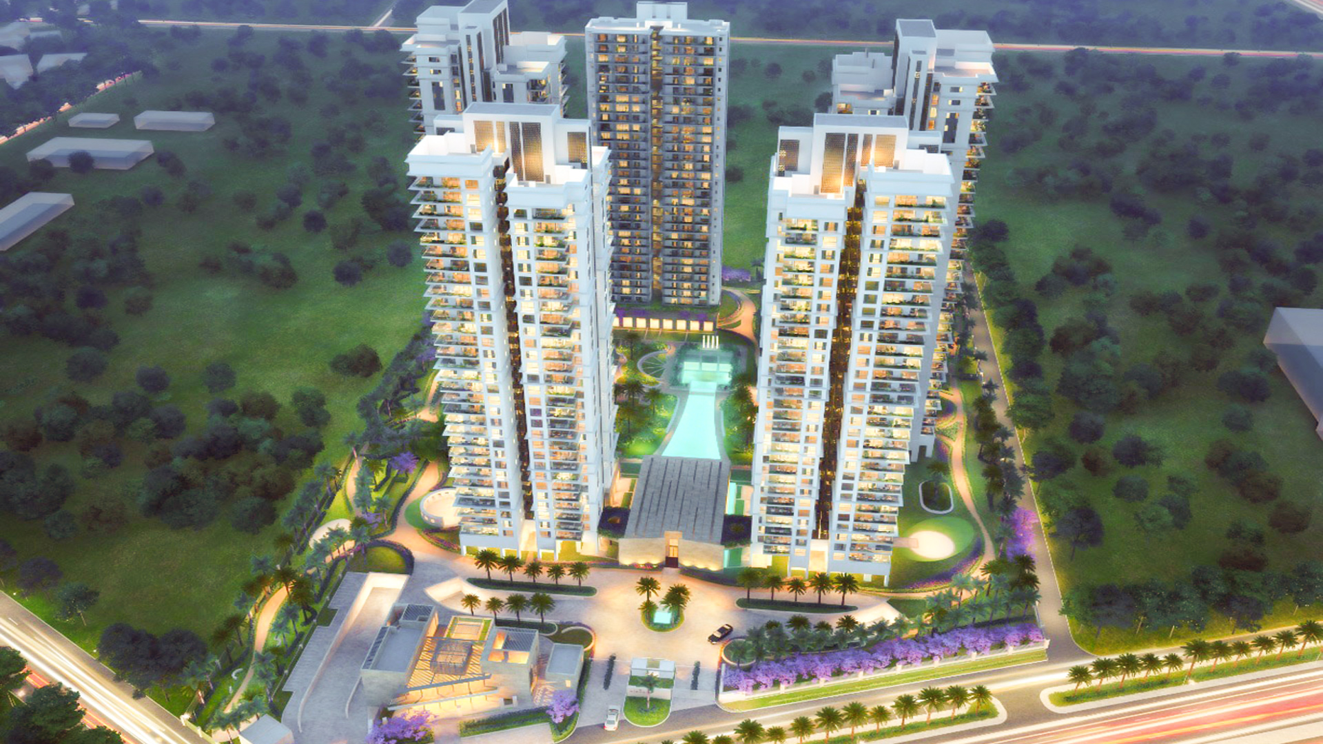 Choose Smart and Premium Life in Gurgaon