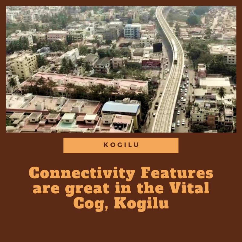 Connectivity features are great in the vital cog Kogilu