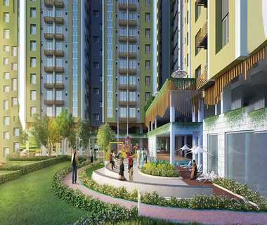 Carving for Kolkata High Life Choose Apartments in Space Aurum