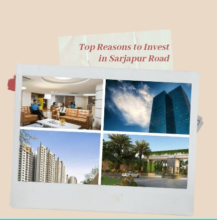 Top reasons to invest in Sarjapur road