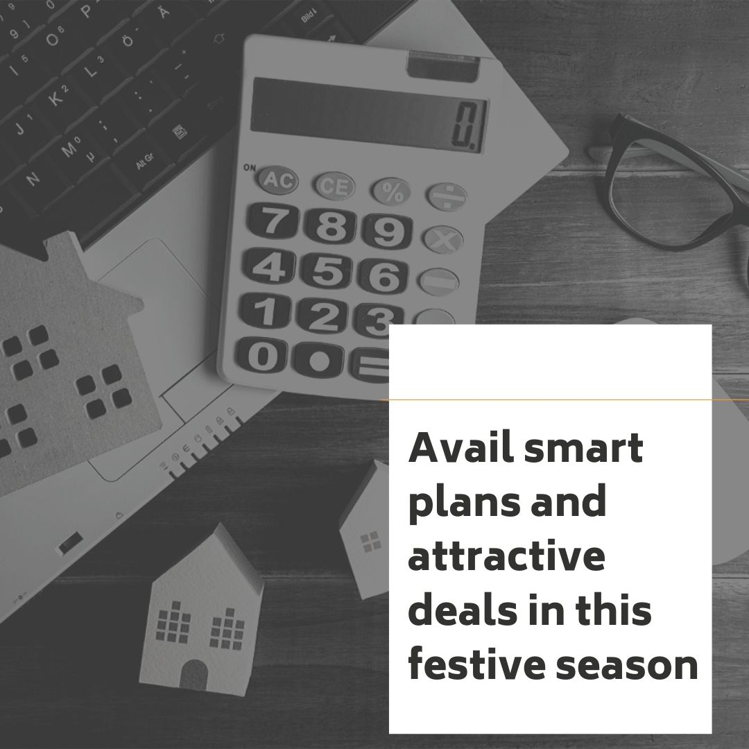 Avail smart plans and attractive deals in this festive season