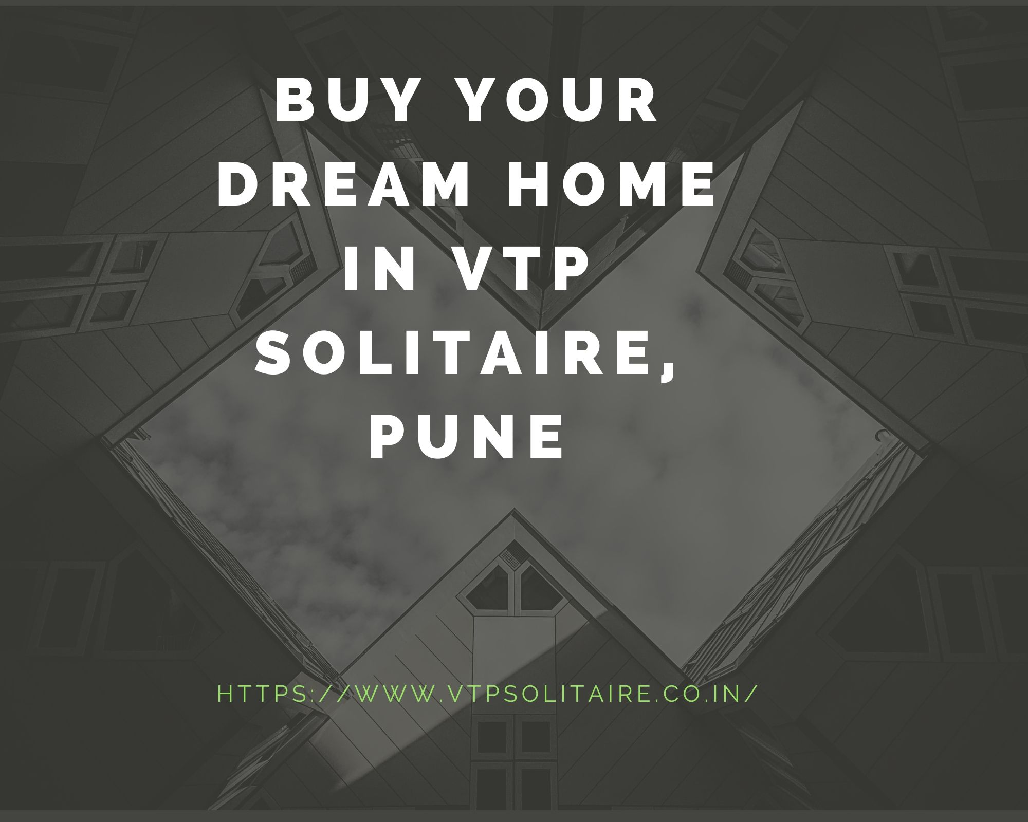 Buy your dream home in VTP Solitaire, Pune