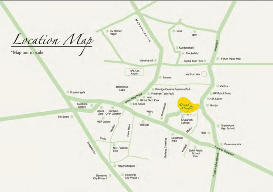G Crop Around The Mangoes Location Map